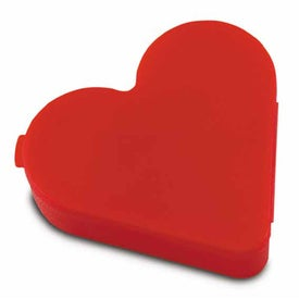 Advertising Heart Pill Box