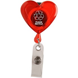 Heart Secure-A-Badge for Promotion