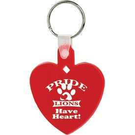 Heart Soft Key Tag