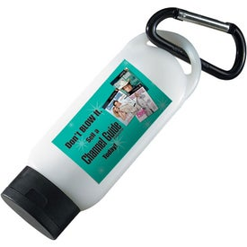 Heaven Carabiner Bottle (2.Oz)