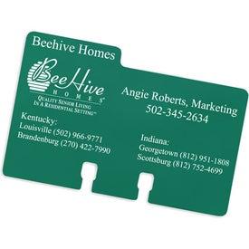 Company Heavy Duty Rol A Dex Card