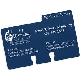 Promotional Heavy Duty Rol A Dex Card