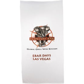 Heavy Weight Beach Towel (20lb./doz.)