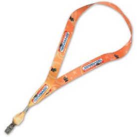Promotional Heavy Weight Satin Lanyards