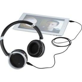 Branded Helios Noise Cancelling Headphones