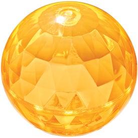 Personalized Hi Bounce Diamond Ball