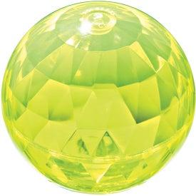Branded Hi Bounce Diamond Ball