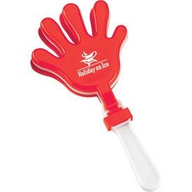 Hi- Five Hand Clappers