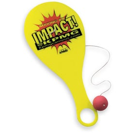 Customizable Hi-Flyer Paddle Ball for Your Organization