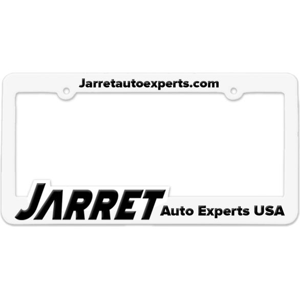 Promotional ABS Plastic 3D Maximum License Plate Frames with Custom ...