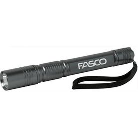 Hi-Lo Strobe Flashlight