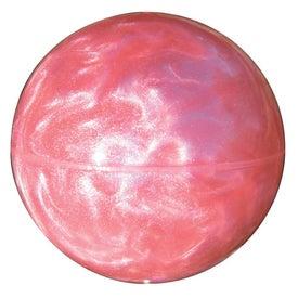 Custom Hi Bounce Pearl Ball With LED Light