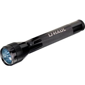 High Intensity LED Flashlight