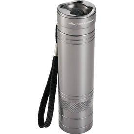 Personalized High Sierra Bottle Opener Flashlight
