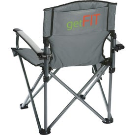 High Sierra Deluxe Camping Chair