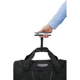 High Sierra Digital Luggage Scale with Your Slogan