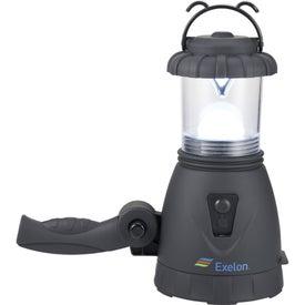 High Sierra Dynamo Lantern Spotlight with Your Slogan