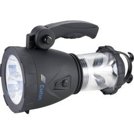 Customized High Sierra Dynamo Lantern Spotlight