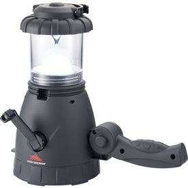 High Sierra Dynamo Lantern Spotlight for Promotion