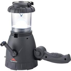 High Sierra Dynamo Lantern Spotlight for Promotion