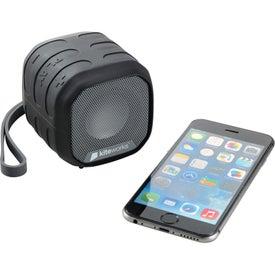 High Sierra Grizzly Outdoor NFC Bluetooth Speaker