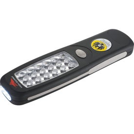 Advertising High Sierra 18 LED Hanging Flashlight