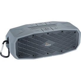 High Sierra Lynx Outdoor Bluetooth Speaker and Charger (2600 mAh)