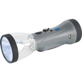 High Sierra Radio Dynamo Flashlight for Your Church