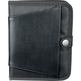 High Sierra RFID Passport Wallet for Advertising
