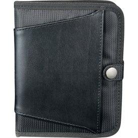 High Sierra RFID Passport Wallet for Advertising