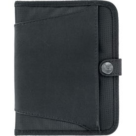 High Sierra RFID Passport Wallet for Promotion