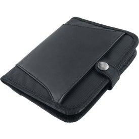 Customized High Sierra RFID Passport Wallet