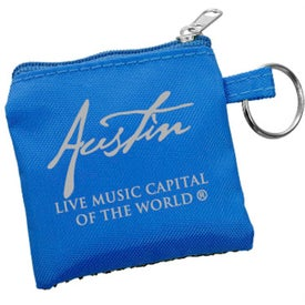 Logo High Tech Pouch with Mini Stylus and Ear Buds