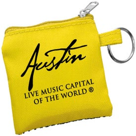 Customized High Tech Pouch with Mini Stylus and Ear Buds