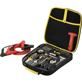 Branded Highway Deluxe Roadside Kit With Tools