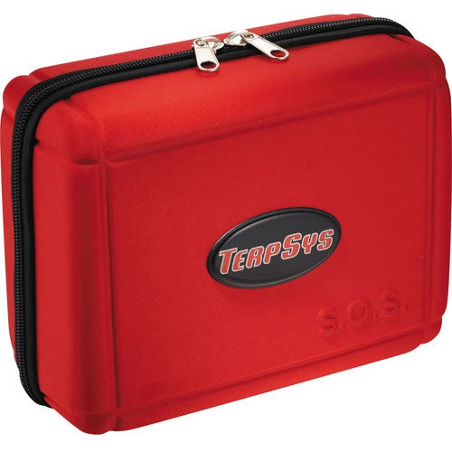 Red Highway Roadside Emergency Kit