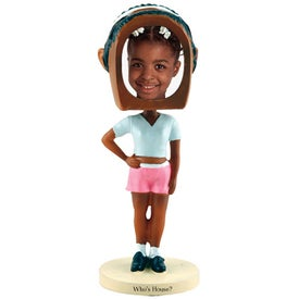 Hip Hop Girl Single Bobble Heads