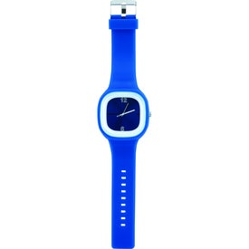 Hip to Be Square Watch with Your Logo