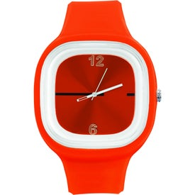 Promotional Hip to Be Square Watch