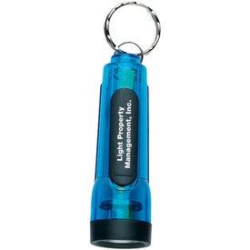 Hi Tech Mini Flashlight for Promotion
