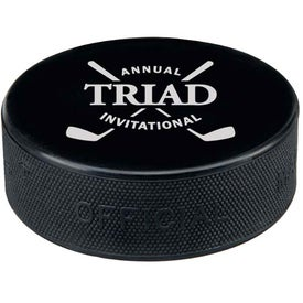 Promotional Hockey Pucks