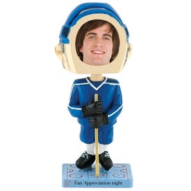 Hockey Single Bobble Head