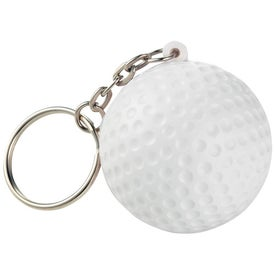 Advertising Hole-in-One Keychain
