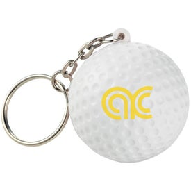 Hole-in-One Keychain for Marketing