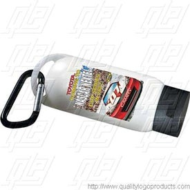 Holiday Carabiner Bottle