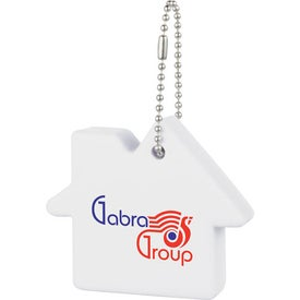 Home Sweet Home Keychain for Advertising