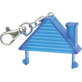 Personalized Home Sweet Home Tool Keychain