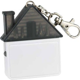 Branded Home Sweet Home Tool Keychain