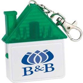 Company Home Sweet Home Tool Keychain