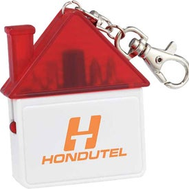 Home Sweet Home Tool Keychain for Advertising